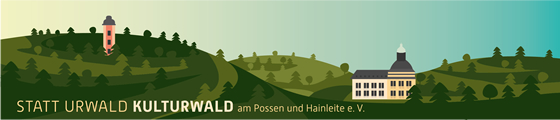 Statt Urwald – Kulturwald am Possen und Hainleite e.V. Logo